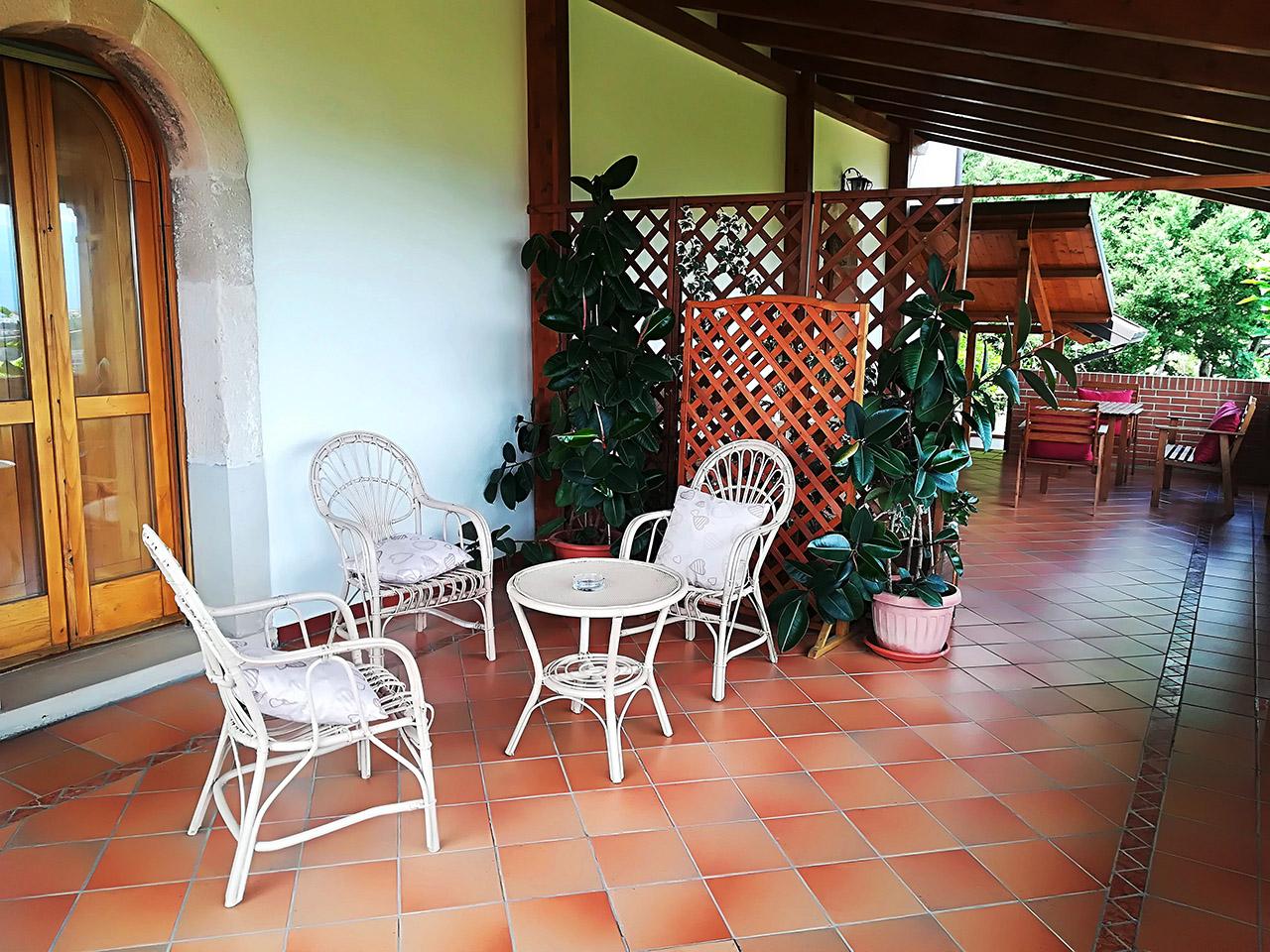 Aree relax veranda